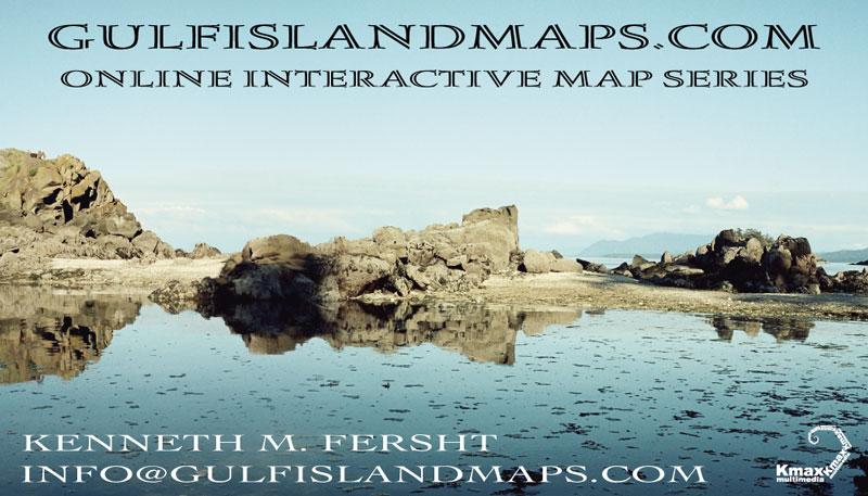 Gulf Island Maps